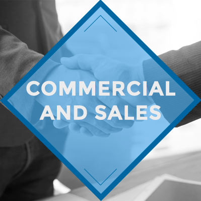 Commercial and Sales